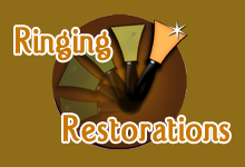 Ringing Restorations and Monica McGowan restore handbells from across the United States and Canada out of their shop in Custer, SD just southwest of Rapid City, South Dakota.